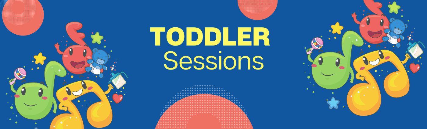 Toddler Sing-along Zoom sessio